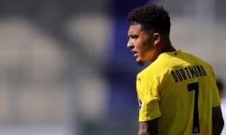 Man United Naikkan Tawaran untuk Jadon Sancho