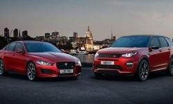 In Picture: Jaguar Land Rover Pinjamkan 160 Mobil untuk Palang Merah