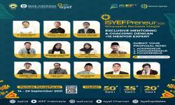 Masuki Tahun Kedua, ISYEFPrenuer 2021 Cari 30 Finalis