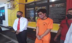 Polisi Tembak Begal Sopir Taksi Online di Bandung