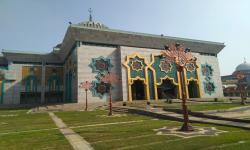 Masjid Raya JIC Adakan Shalat Idul Fitri anya 50 Persen