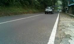 Jalur Puncak-Cianjur Ramai Lancar tak Ada Antrean