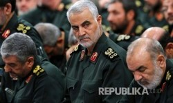 Iran Masih Buka Opsi Balas AS atas Kematian Soleimani