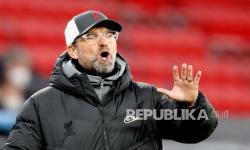 Klopp tak Tertekan Bawa Liverpool Lolos ke Liga Champions