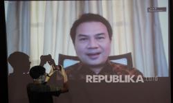 In Picture: Kesaksian Azis Syamsudin pada SIdang PN Tipikor Medan