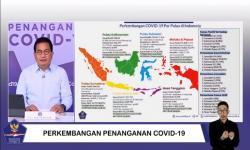 Satgas: Pandemi Covid-19 di Indonesia Terkendali