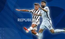 Delapan Fakta Jelang Kunjungan AC Milan ke Markas Juventus
