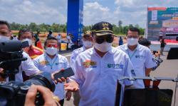 Muba Sukses Gelar <em>Event </em>Kejurnas Motoprix Piala Presiden