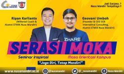 STMIK Nusa Mandiri Siap Gelar Moka dan Serasi