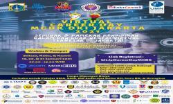 Nusa Mandiri Hadir di Virtual Career Day MGBK DKI 2021