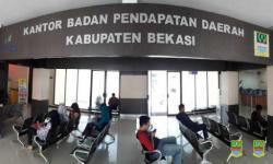 Realisasi Pajak Hotel di Kabupaten Bekasi Baru 18 persen