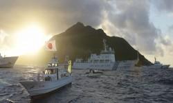 Cina Beri Wewenang Pasukan Penjaga Pantai Gunakan Kekuatan