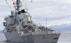 AS Beri Tembakkan Peringatan ke Kapal Garda Revolusi Iran