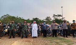 PMJ dan Pangdam Jaya Silaturahim ke Pesantren Nuu Waar