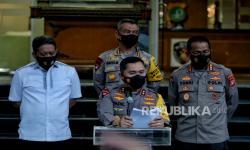 Polda Metro Jaya Ungkap Peredaran Ganja 1,370 Ton