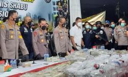 Polres Jakpus Ringkus Pengedar Bawa 310 Kg Sabu
