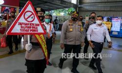Operasi Yustisi PSBB DKI Hasilkan Uang Denda Rp 238 Juta