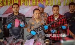Polresta Tangerang Panggil 8 Orang Terkait Acara Haul