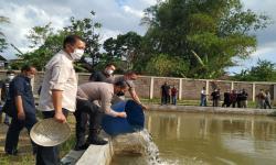Eks Napiter di Tasikmalaya Diberikan Pelatihan Budidaya Ikan