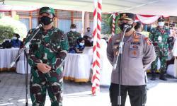 Panglima TNI: Vaksinasi di Pasar Lindungi Pelaku Usaha