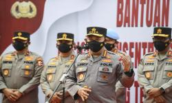 Kapolri Jenderal Polisi Listyo Sigit Prabowo.