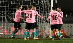 Lionel Messi Bawa BArcelona ke 8 Besar Copa Del Rey