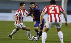 Kalahkan Barcelona, Atletic Bilbao Juara Piala Super Spanyol