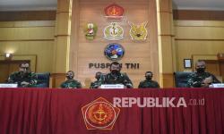 In Picture: Kapuspen TNI : Vaksin Nusantara Bukan Program TNI