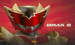 Indonesia Produksi <em>Action Figure</em> Superhero BIMA-S