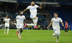 In Picture: Real Madrid Kembali ke Puncak Klasemen La Liga Spanyol