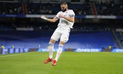 Benzema Masuk Daftar Pencetak 200 Gol di La Liga Spanyol