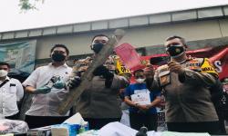 Sakit Hati, Pria Bunuh Pemilik Warkop di Cilendek Bogor