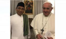Katib Aam NU akan Pidato di Konferensi Dunia Vatikan