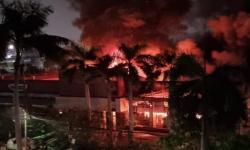 Kebakaran Mangga Dua Diduga dari Korsleting Gudang SiCepat