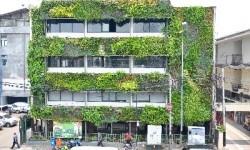 Puluhan Kelompok Tani Bojongsari Belajar Buat Kebun Vertikal