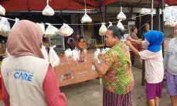 Gerakan Saling Berbagi Indonesia Care Menuai Apresiasi
