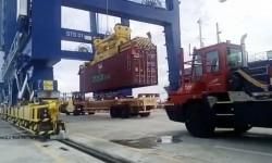 Pelindo 1: Arus barang di Pelabuhan Kuala Tanjung Naik Pesat