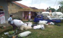 Warga Nikmati Manfaat Bank Sampah Binaan Rumah Zakat