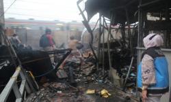 Kemensos Terjunkan Tim Bantu Korban Kebakaran Cideng