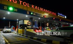 Pemeriksaan Arus Balik di GT Kalikangkung Ditingkatkan