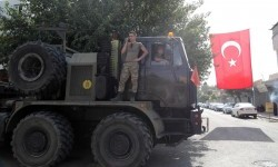Dua Tentara Turki Tewas Dibunuh di Suriah Utara