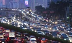 In Picture: Lonjakan Arus Kendaraan Jelang Libur Panjang