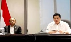 Erick Thohir Minta BUMN Pilah Pengerjaan Proyek