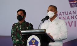 Kepala BNPB: Jangan Alergi dengan PPKM