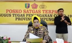Terus Bertambah, Pasien Positif Covid-19 di Lampung Jadi 116