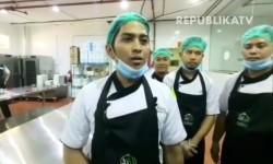 Koki Indonesia Dikontrak untuk Siapkan Makanan Jamaah Haji