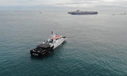 Kapal Rute Singapura-Jakarta Kandas di Perairan Batam