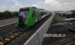 38 Perjalanan KA Bandara Kualanamu Dihentikan Sementara