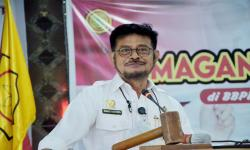 Menteri Syahrul ke Penyuluh: Jangan Lagi Ada Petani Miskin