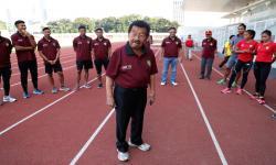 Kecintaan Bob Hasan pada Atletik